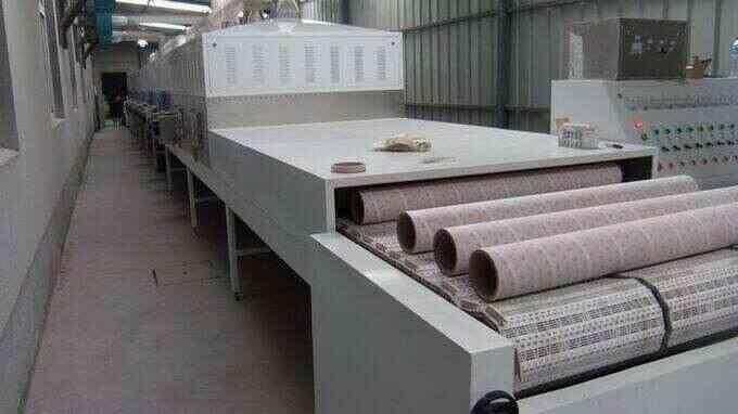 纸管烘干机